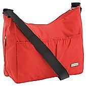Baby Elegance Tote Bag, Red