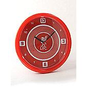 Liverpool FC Bullseye Wall Clock