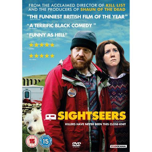 Sightseers DVD