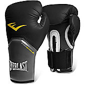 Everlast Pro Style Elite Training Gloves - Black - Multi