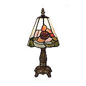 Loxton Lighting Mini 1 Light Table Lamp