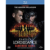 Michael Flatley's Lord of the Dance: Dangerous Games Blu-ray