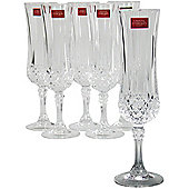 Creatable Longchamp Sparkling Glass (Set of 6)