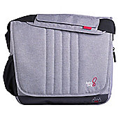 BabaBing Day Tripper City Deluxe Changing Bag, Grey