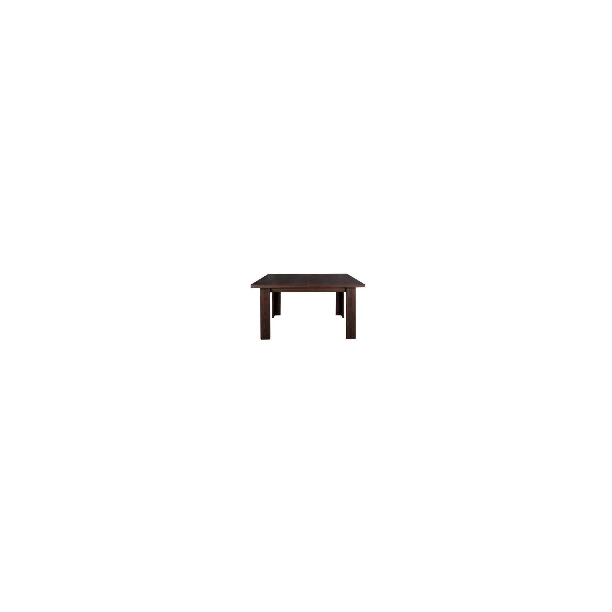 Other Caxton Royale 4 Leg Extending Dining Table in Dark Oak - 150-193cm
