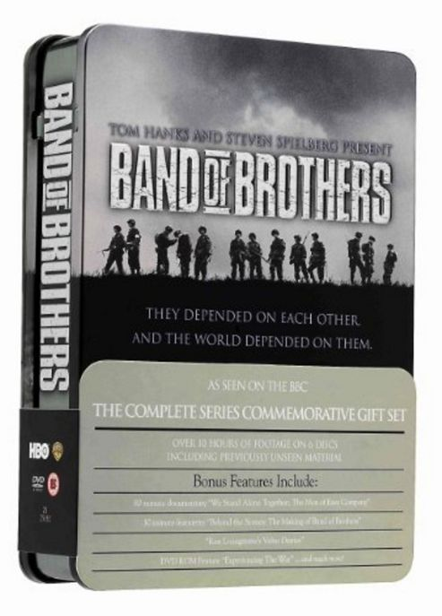 Band Of Brothers (DVD Boxset)