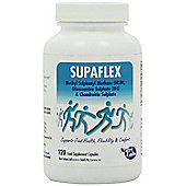 Nutritional Laboratories Supaflex MSM 120 Capsules