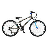 "2015 Coyote Mojo 21 Speed 24"" Wheel Boys Mountain Bike"