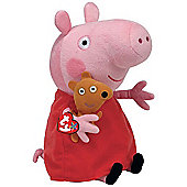 Ty Peppa Pig Buddy - 24cm Peppa Pig Soft Toy