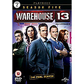 Warehouse 13: Series 5 Set DVD