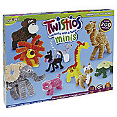 Twistios Minis Animals Of The World