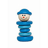 Hape Little Friend Rattle (Blue)
