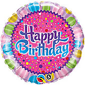18' Birthday Sprinkles & Sparkles (each)