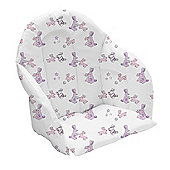 BabyDan Universal Highchair Cushion - BunnyHop Baby Pink