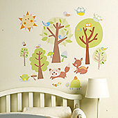Animal Tales Children's Wall Stickers