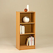 Parisot New Life Narrow Bookcase - Dark Walnut