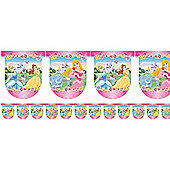 Disney Princess Party Flag Banner (each)