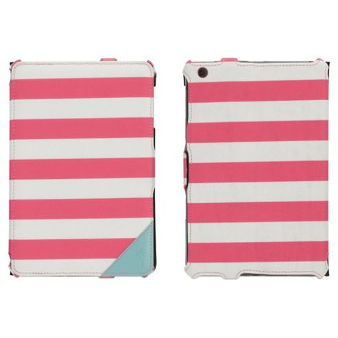 Griffin Cabana Pink Stripe iPad mini Case