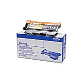 Brother TN-2010 Black Toner Cartridge DCP-7055 HL-2130 2132 2135 2310 Genuine