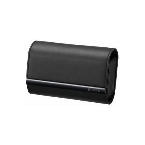 Sony (LCSTWJ.AETWJ) Camera Leather Look Case -  Black