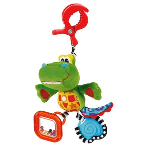 Playgro Dingly Dangly Snappy Alligator