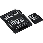 Kingston 8GB MicroSDHC Memory Card