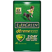EverGreen Extreme Green Lawn Feed - 3 Day Deep Green Coverage - 200 Meter
