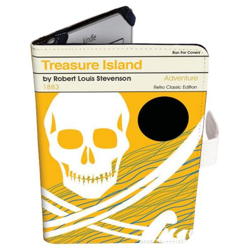 Treasure Island Kindle Cover