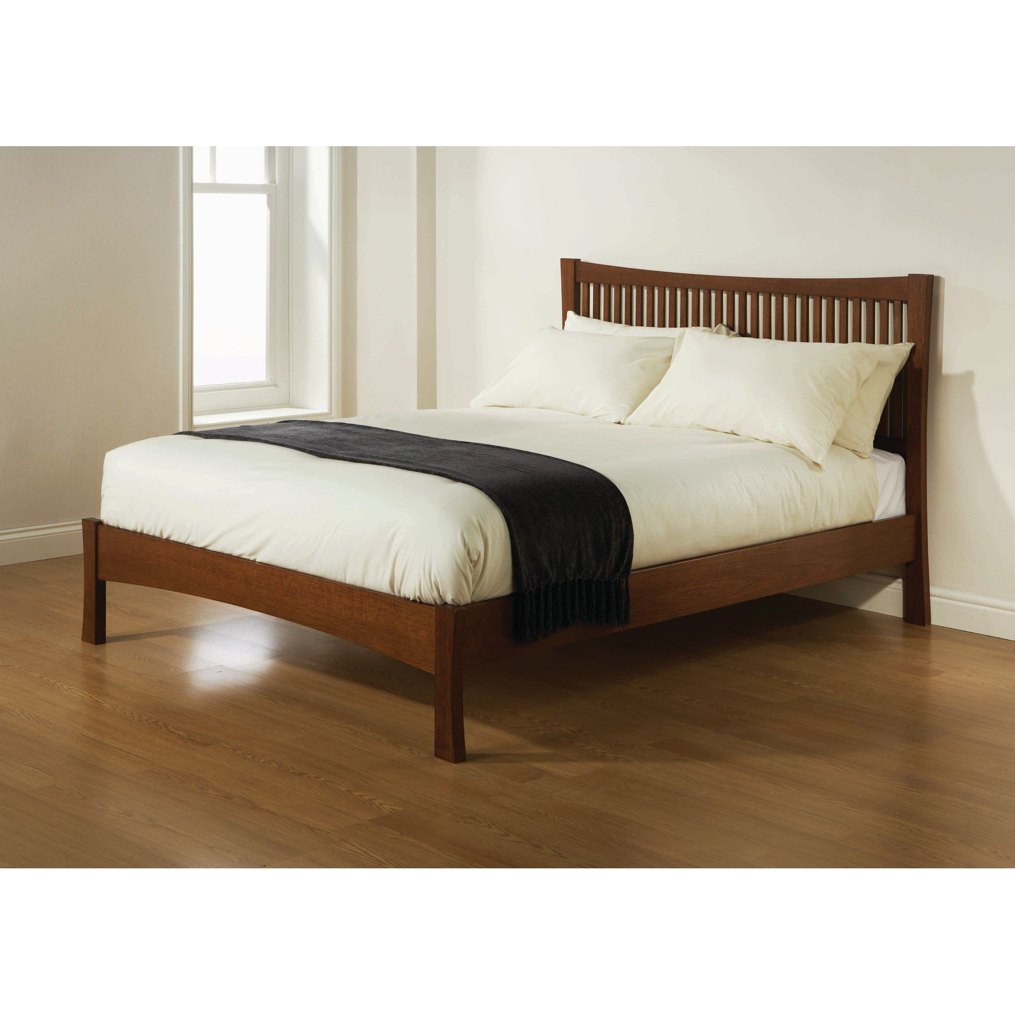 Elements Orient Bed - Double at Tesco Direct