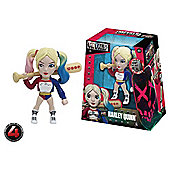 Metals Die Cast Suicide Squad: 4 Inch Harley Quinn