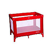 Red Kite Sleep Tight Travel Cot (Red)