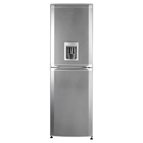 Beko CFD5834APS Fridge Freezer Silver
