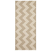 Swedy Mora Beige Rug - Runner 60 cm x 200 cm (2 ft x 6 ft 7 in)