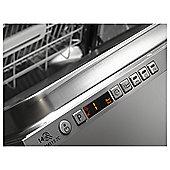 Hotpoint LTF 11M113 7C  Fullsize Built-in Dishwasher A+ Energy Rating Stainless Steel Steel Steel