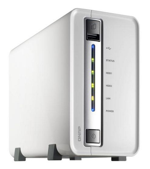 QNAP Turbo NAS TS-212 Network Storage Server