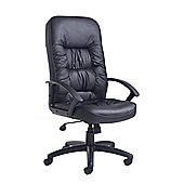 Office Basics King Leather Executive Chair