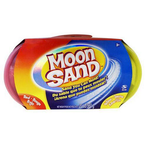 Moon Sand Twin Tubs - Orange and Magenta Putty