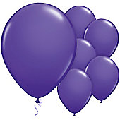 Purple Violet Balloons - 11' Latex Balloon (6pk)
