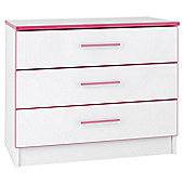 Alto Furniture Mode Kiddi Pink Chest