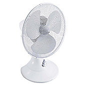 "Tesco UKDF1213 12"" Desk Fan"