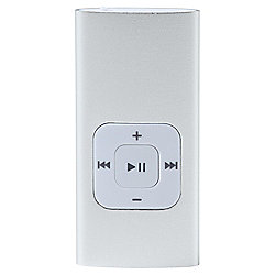 Tesco 4GB MP3 Player Silver