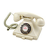 GPO 1929S Carrington Push Button Telephone - Ivory