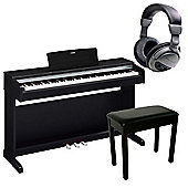 Yamaha YDP142 Digital Piano Package in Black