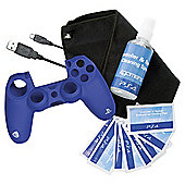 4Gamers Controller Accessory Pack - PROTECT PACK PS4