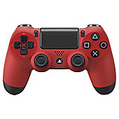 Dual Shock 4 Magma Red