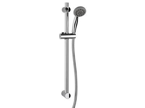 Croydex Am152741 3Function Shower Set Chrome