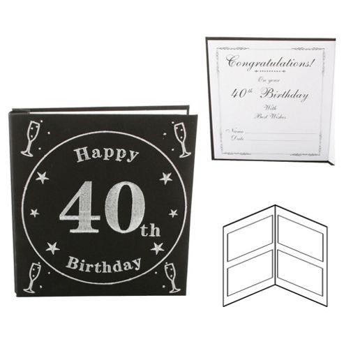 Happy 40th Album.