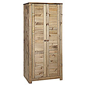 Home Essence Hacienda 2 Door Wardrobe