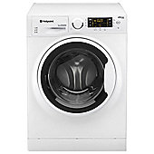 Hotpoint Ultima S-Line Washing Machine, RPD10657 J UK, 10KG load, with 1600 rpm - White
