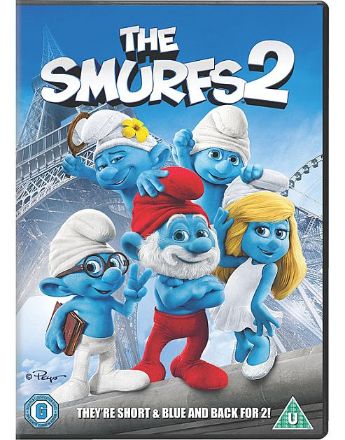 The Smurfs 2 (DVD)